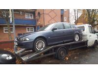 BMW 525D 2003 BREAKING