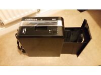 12 sheets at a time Fellowes Powershred DS-1200Cs Cross-Cut Personal Shredder with SafeSense
