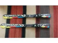 Junior Salomon Equipe-T ski's