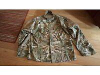 4X MTP pattern shirt/ jacket/ airsoft etc size 180/112/xxl