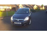 Vauxhall Zafira 1.9 CDti Full Service History, Excellent condition