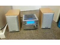 Panasonic SA-PM03 cd & radio