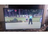 """SAMSUNG 46"""" LED TV SMART/3D/FREESAT/FREEVIEW HD/800HZ/WIFI/MEDIA PLAYER IN MINT CONDITION"""