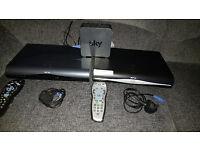 SKY HD PLUS BOXES