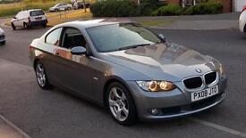 2008 BMW e92 320d