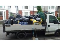 """Rubbish clearence """" cheaper than a skip"""" Black Bags removed from £2.00 each"""
