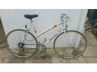 Ladies Peugeot carbonlite 103 road racer touring bike bicycle