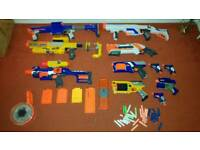 Nerf guns bundle