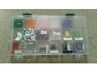 Arts and crafts crossstitch beads accessories