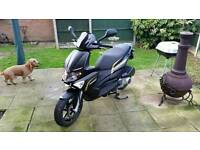 Gilera st runner 125 only done 424miles!!