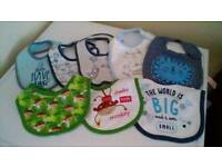 Newborn/tiny baby bibs brand new