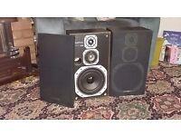 Kenwood Stereo Floor Speakers