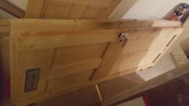 Door (wooden)