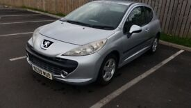 2009 Peugeot 207s *Only* 31,000 Genuine Miles