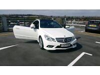 Mercedes e class e350 v6 diesel coupe