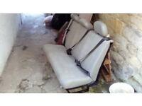 VAN Triple REAR SEATS in T5 INCA