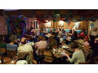 Ringwood Unplugged Monthly Live Music Acoustic Showcase & Open Mic - Next Event June 8th 7:30pm!
