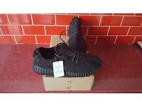 BNITB Adidas Yeezy Boost 350 In Pirate Black Size Uk 11