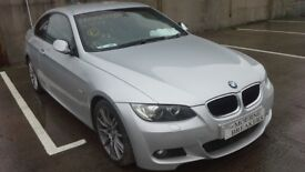 **FOR BREAKING** 2010 Bmw 320D M-Sport (E92).