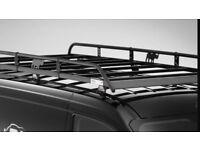 Ford transit roof rack