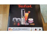 BNIB Tefal Fruit Sensation, blends, chops, grinds