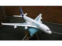REDUCED Rare airbus A380 rc plane