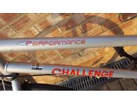 "Ladies Performance Challenge bicycle - 21"" frame"