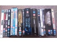 Various series for sale some new some like new only watched once