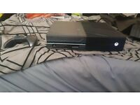 Halo 5 Xbox one 1TB console boxed