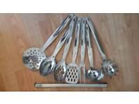New large kitchen utensils