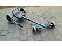 Vintage Kids Ride On Go Kart