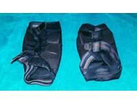 MTB knee pads. USED. Large