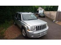 2008 Jeep Patriot 2.0CRD Limited