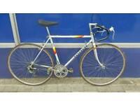 Peugeot carbonlite road racer touring bike bicycle