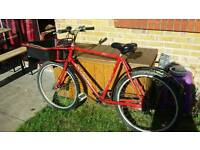 Pashley post delivery courier bike good condition
