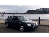 vw bora 1.9 TDI 130 bhp new mot cheap car low insurance