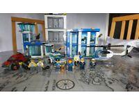 Lego City Police Station 60047 (Retired Set)