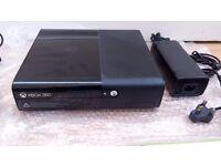 Bargain Xbox 360e Bundle w/games (newer slim model)