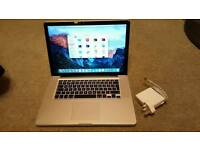 Refurbished - Macbook Pro A1286 - Mid 2009