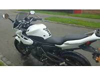 Yamaha xj6s Diversion 600
