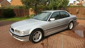 BMW 728i AUTO M-SPORT last owner for 17 YEARS FSH, MOT