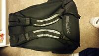 Dell XPS black padded gorgeous backpack