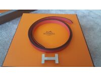AUTHENTIC HERMES BELT BRAND NEW WITH GIFT BOX
