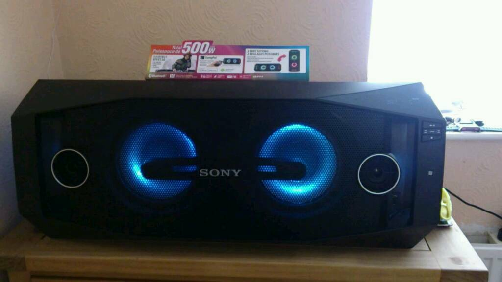loud bluetooth speakers. sony bluetooth speaker +++mega bass+++loud loud speakers p