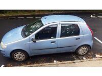 Fiat punto for spares /repairs