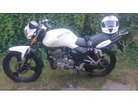 ZONTES PANTHER 2014 125cc good condition