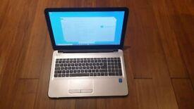 HP 250 G5 laptop Full HD 256gb SSD 8gb ram 15.6inch screen 6th generation processor