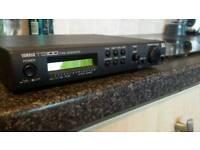 Yamaha tg100 tone generator