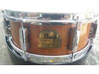 Pearl OH1350 Omar Hakim Signature 13″ x 5″ Snare Drum