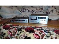 FERGUSON Amp+Casette Player